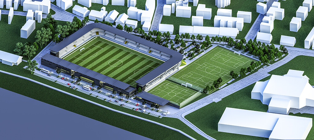 Uskoro se nastavlja s izgradnjom stadiona kraj Save