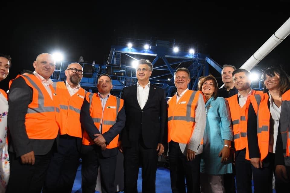 [FOTO] Dario Juričan prijavio Plenkovića inspekciji jer nije nosio zaštitnu kacigu