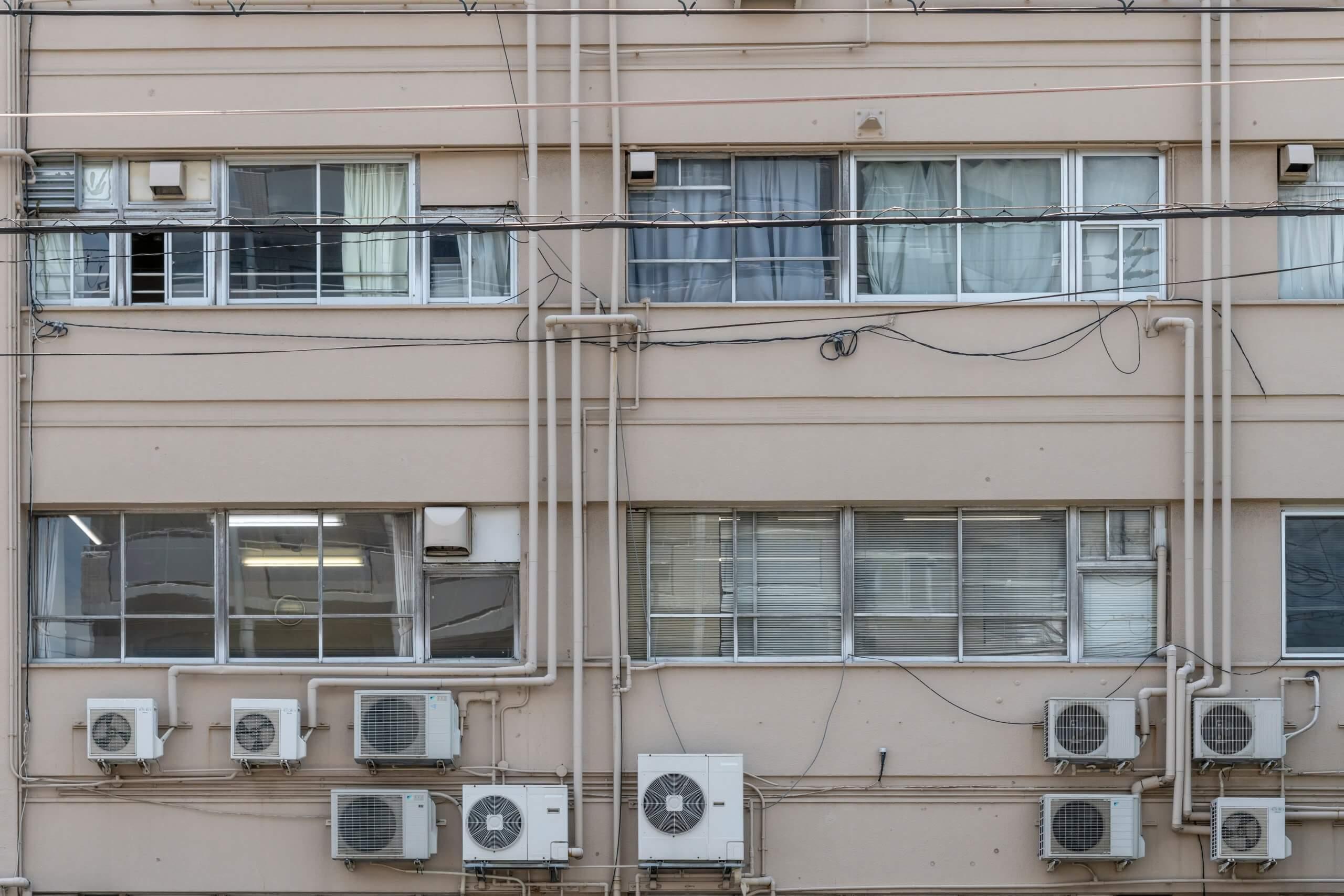 Teško ozlijeđen 70-godišnji serviser: Pao dok je popravljao klimu