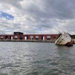 Ribarska luka Brižine u Kaštel Sućurcu