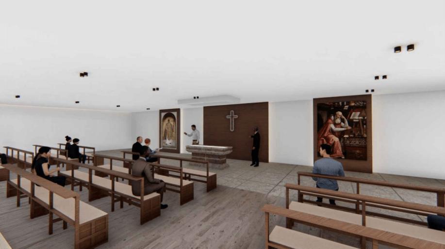 Pogledajte kako će izgledati hrvatska kapela u Betlehemu koja bi se mogla graditi od materijala iz Hrvatske