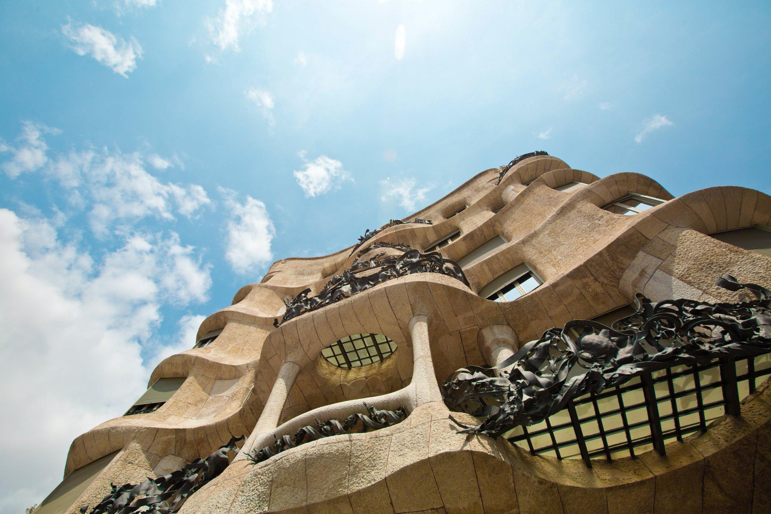 [FOTO] Zanimljiva priča iza zanimljive zgrade smještene u Barceloni