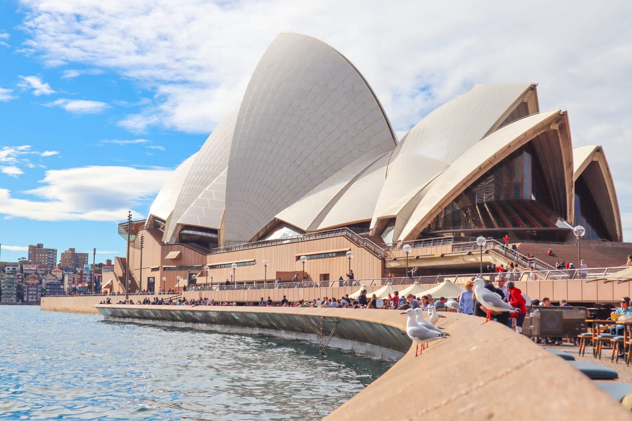 [FOTO] Jednu od najpoznatijih građevina 20. stoljeća njen arhitekt nikad nije vidio dovršenu