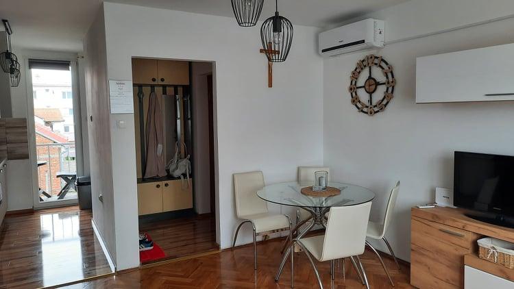 Lokacija Apartmana Pejić