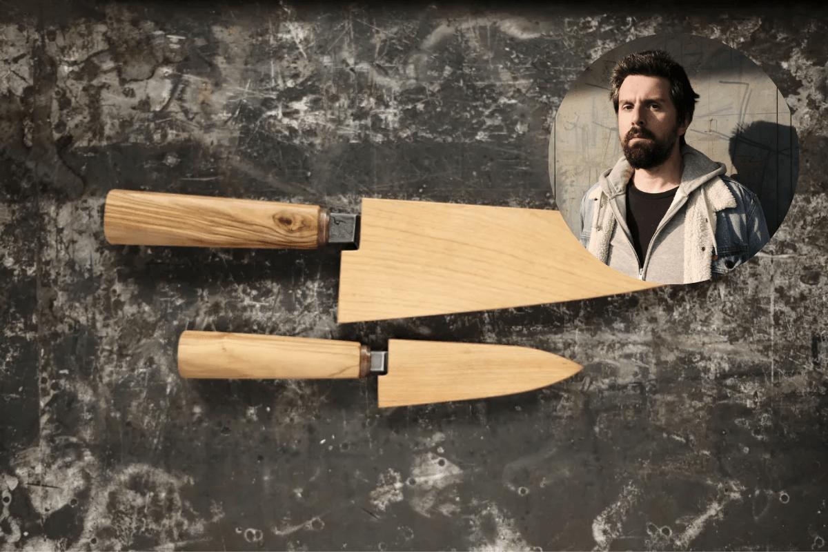 Pronašli smo sjajnog mladog zanatliju (Radiona Breg) čije ćete noževe poželjeti imati u svojoj kuhinji