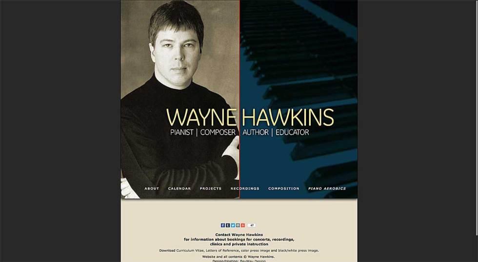 Wayne Hawkins
