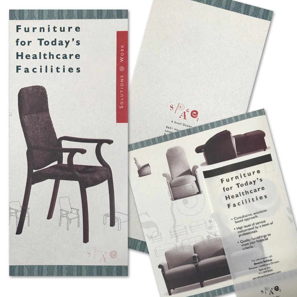 Spaces Furniture Flyer