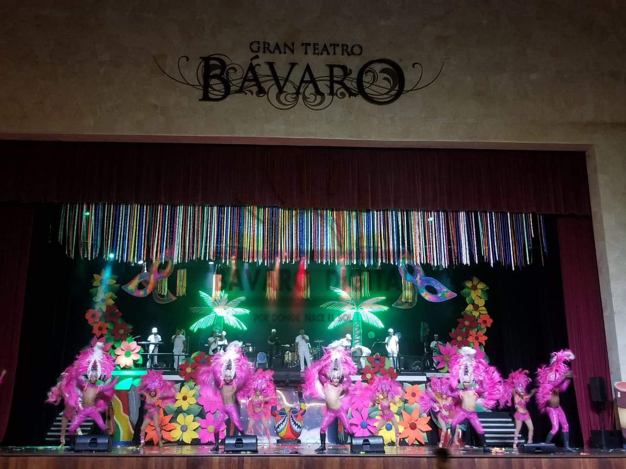 Barceló Bávaro Grand Resort celebró su XIV edición del Carnaval – Bavarodigital.net