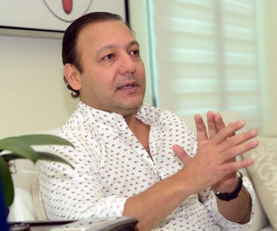 Abel Martínez es el bastonero activo de campaña de Gonzalo Fortín – Bavarodigital.net