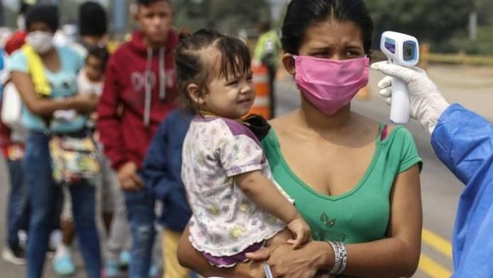 Levantan toque de queda en fronteras de Venezuela; se mantienen controles fronterizos