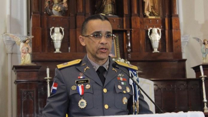 General Edward Ramon Sanchez Gonzalez