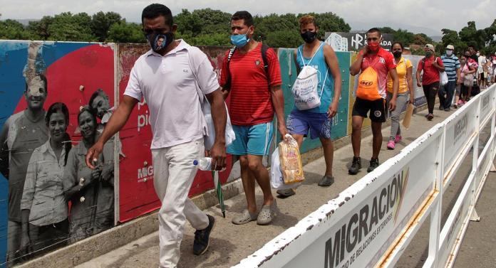 Colombia crea un Estatuto de Protección Temporal por 10 años para venezolanos