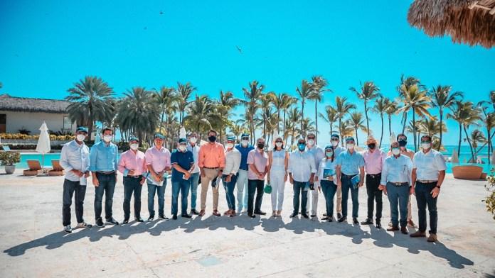 Comisión de Turismo de Cámara de Diputados visita Cap Cana.