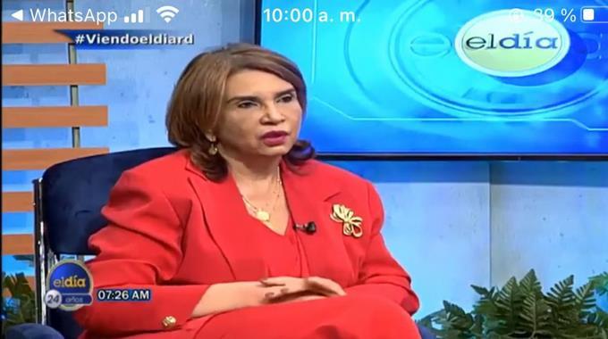 Ivelisse Acosta revela por qué renunció a su cargo de viceministra en Salud Pública