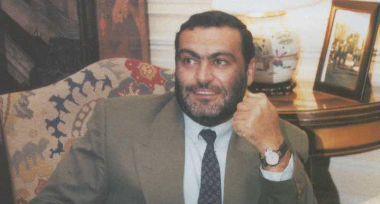 Ի՞նչ արեց Վազգեն Սարգսյանը, երբ շարքային զինվորը նրան թույլ չտվեց մեքենայով զորամաս մուտք գործել