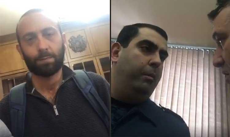 Ձերբակալված պատգամավորներն ուղիղ եթերում էին (Տեսանյութ)