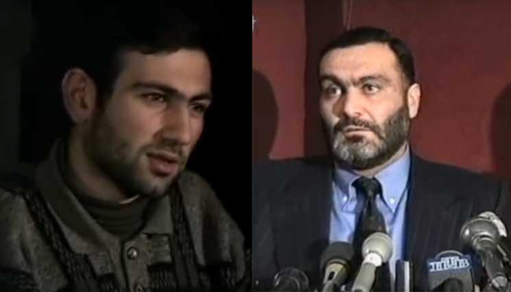Նիկոլ Փաշինյանի հարցը Վազգեն Սարգսյանին․ 1998 թ․ (տեսանյութ)