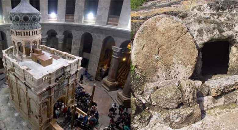 Երուսաղեմում գտնվող Քրիստոսի սուրբ գերեզմանում բժշկվել է անվասայլակով երիտասարդը (լուսանկար)