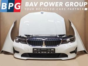 Bmw 3 serie G20 G21 Voorkop