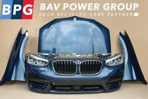 Bmw X3 G01 Voorkop