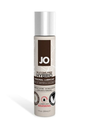 System Jo Warming Lube Coconut