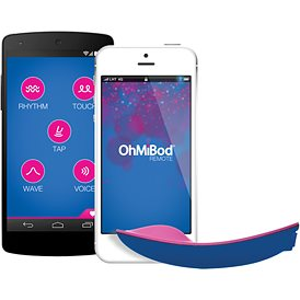 OhMiBod Bluetooth Vibe