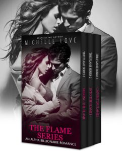 The Flame Series by Michelle Love