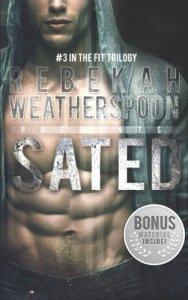 Sated by Rebekah Weatherspoon
