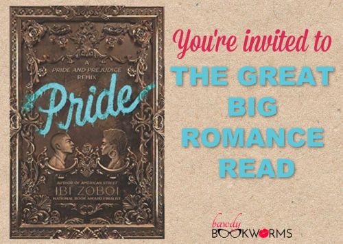 You're Invited to The Great Big Romance Read