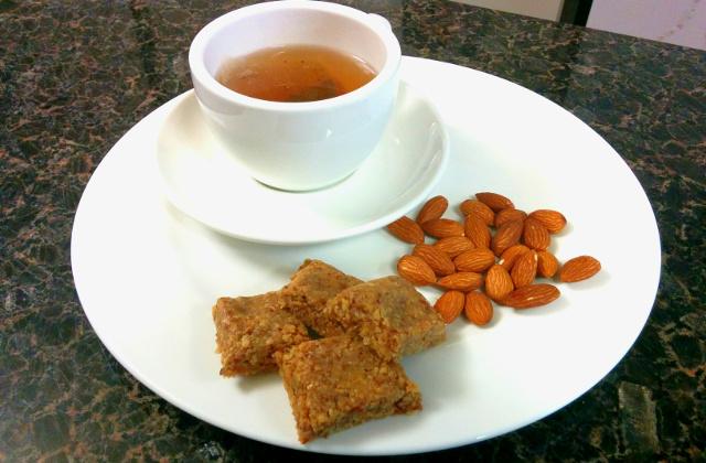 Badaam Pak - Almond Fudge