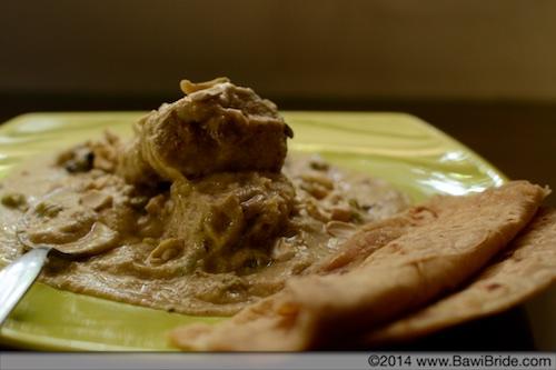 Kaju Vatena ni Surmai ready to be served