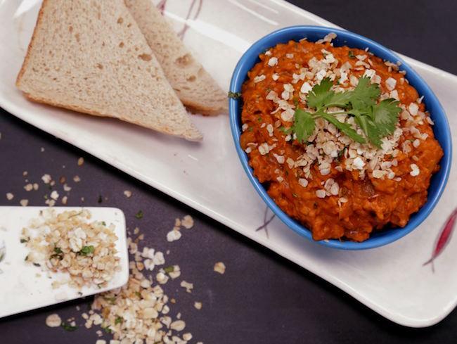 Oats Bhurji_Final - Bring Your Tastiest Bowl of Oats