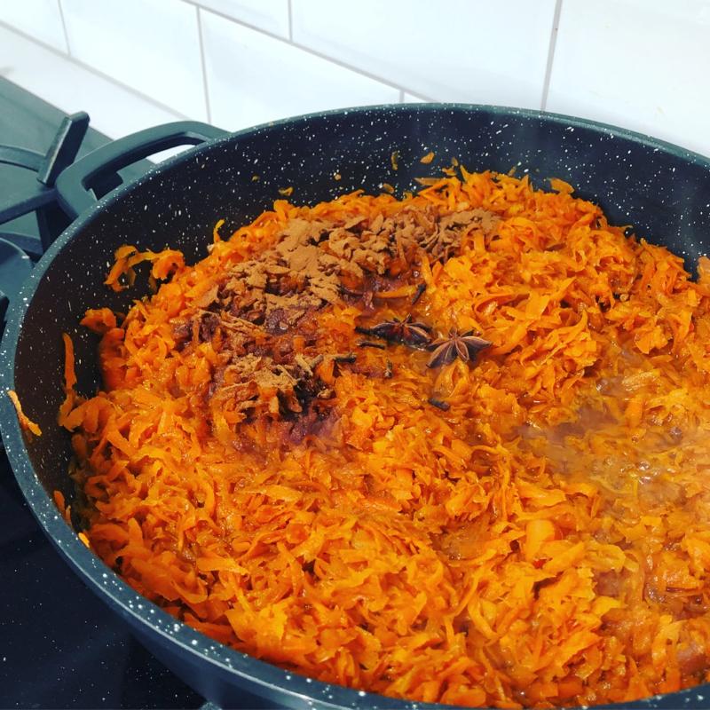 Carrot Raisin Pickle