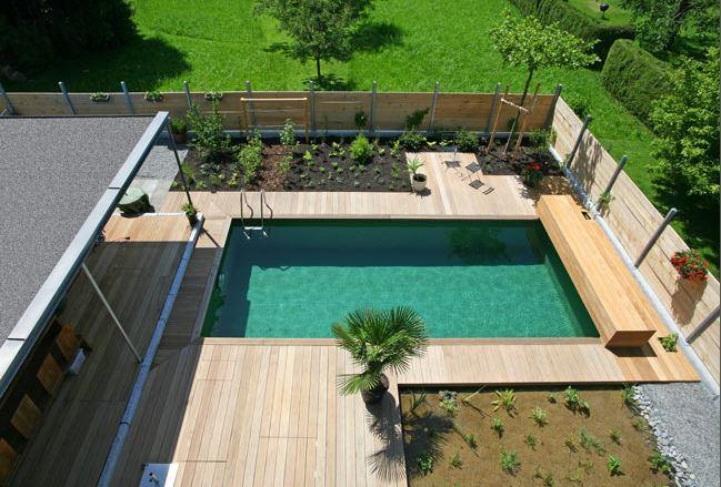 Biopool oder Schwimmteich