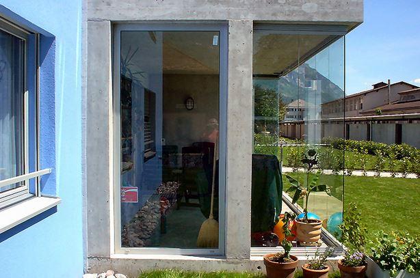 Balkonverglasung Stockwerkeigentum