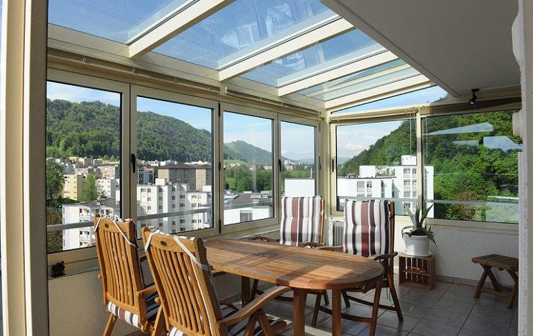 Balkonverglasung Schweiz Bauen Und Wohnen In Der Schweiz
