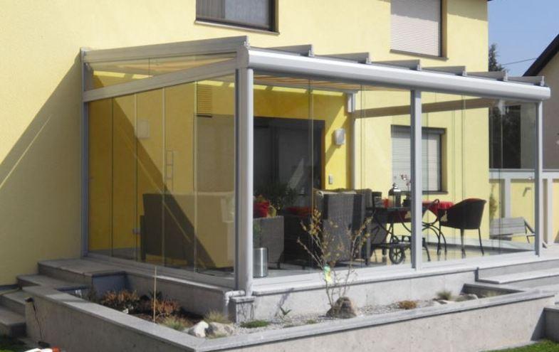 Berühmt Terrassenverglasung   Bauen und Wohnen in der Schweiz @LJ_84