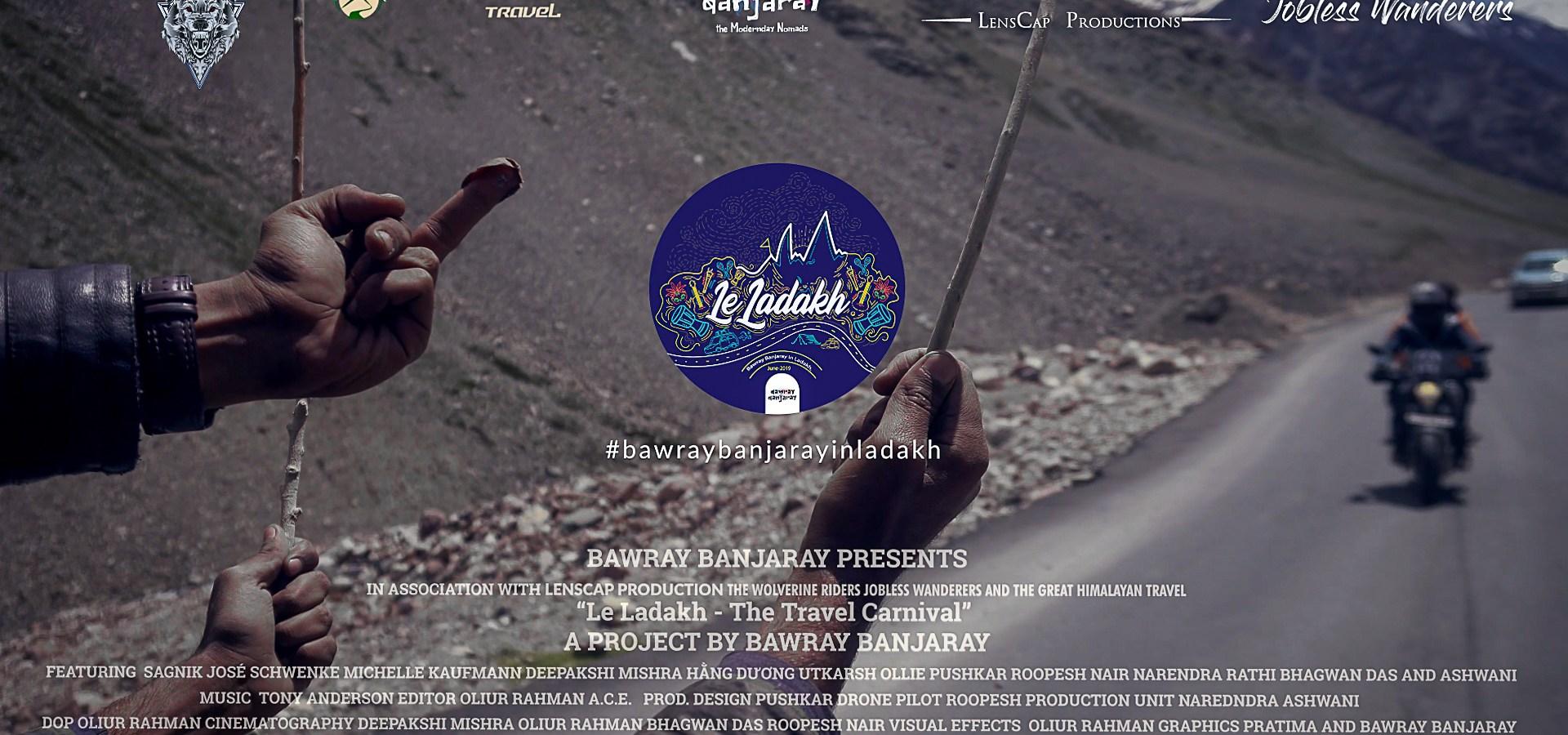 Le LAdakh Trailor Launch Credits