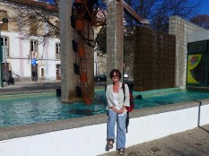 Monchique fountain