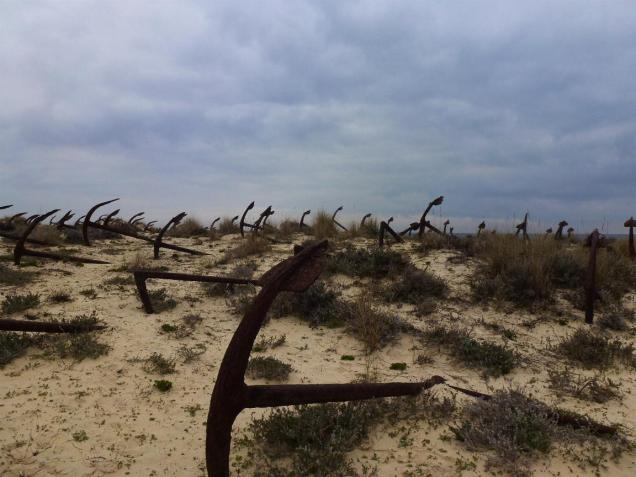 Anchor Cemetery - Barrill Beach