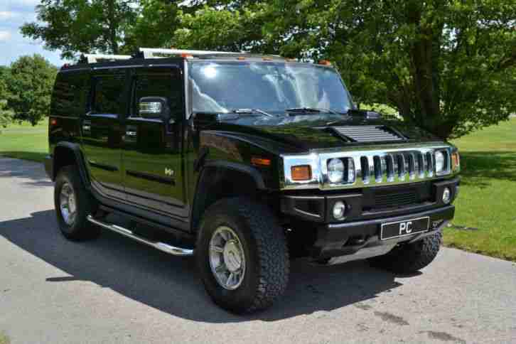 Hummer 2006 H2 AUTO 4X4 ULTRA LOW MILES AWESOME MACHINE