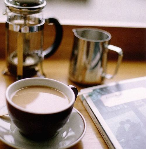 CoffeePlaylist – French Press Vol.1