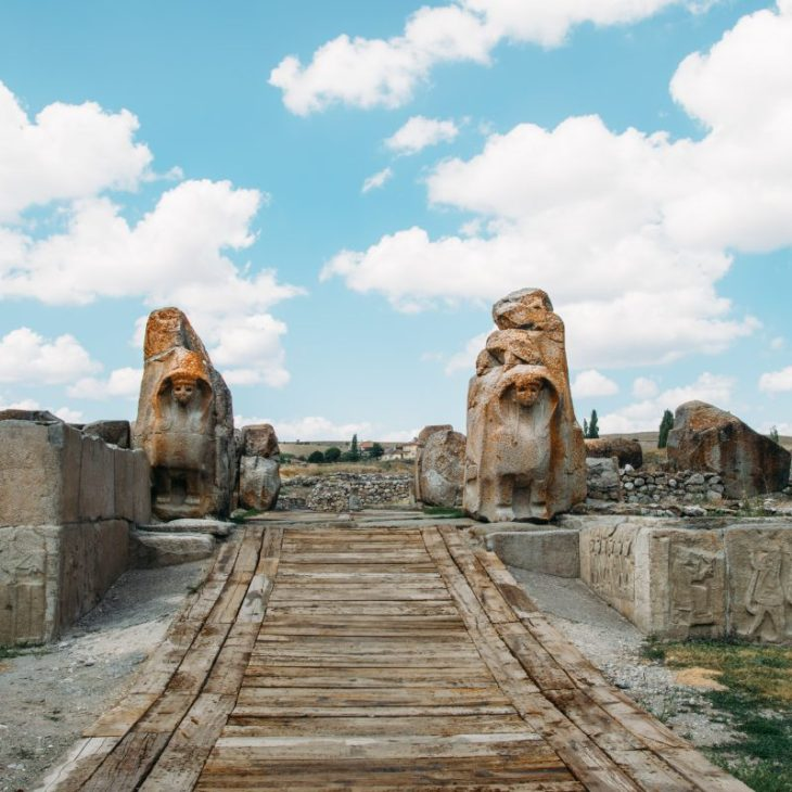 Hafta Sonu Keşif Planı : Hititlerin İzinde Çorum ve Ankara