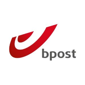 Client logo Bpost