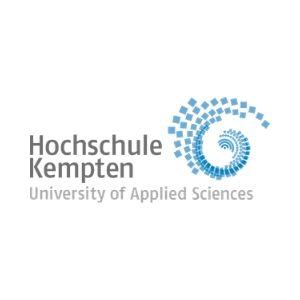 Client logo Kempten Univerisity of Applied Sciences