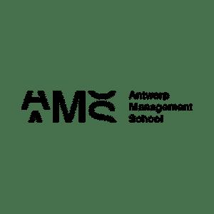 Client logo Antwerp Management-School