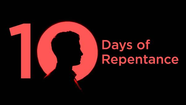10 Days of Repentance