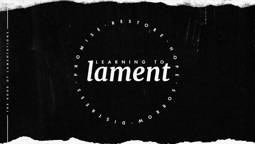 Learning to Lament