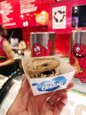Cookie Time Queenstown New Zealand Eats Foodie