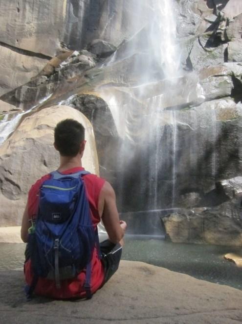Vernal Falls Yosemite